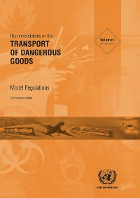 Cover Recommendations on the Transport of Dangerous Goods: Model Regulations - Twentieth Revised Edition
