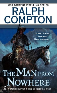Cover Ralph Compton the Man From Nowhere