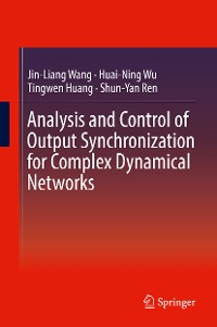 Cover Analysis and Control of Output Synchronization for Complex Dynamical Networks
