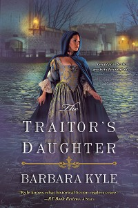 Cover The Traitor's Daughter