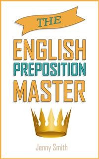 Cover The English Preposition Master