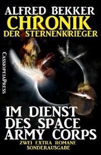 Cover Chronik der Sternenkrieger EXTRA - Im Dienst des Space Army Corp