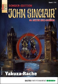 Cover John Sinclair Sonder-Edition 114 - Horror-Serie
