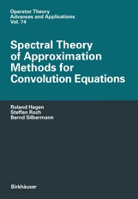 Cover Spectral Theory of Approximation Methods for Convolution Equations