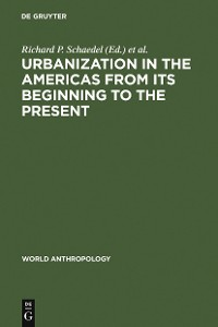 Cover Urbanization in the Americas from its Beginning to the Present