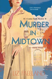 Cover Murder in Midtown
