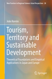 Cover Tourism, Territory and Sustainable Development