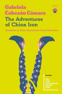 Cover The Adventures of China Iron