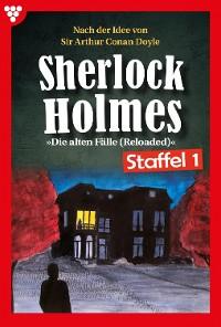 Cover Sherlock Holmes Staffel 1 – Kriminalroman