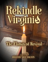 Cover Rekindle Virginia - The Flames of Revival
