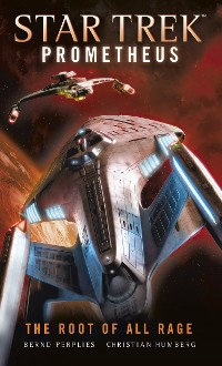 Cover Star Trek Prometheus