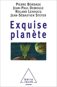Cover Exquise planete
