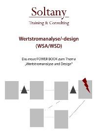 Cover Wertstromanalyse und Design WSA/WSD
