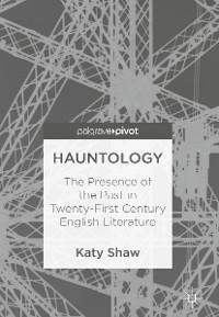 Cover Hauntology