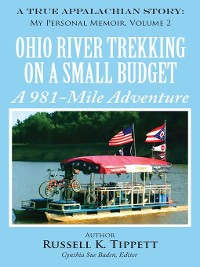 Cover Ohio River Trekking on a Small Budget a 981-Mile Adventure