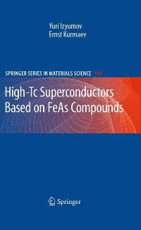 Cover High-Tc Superconductors Based on FeAs Compounds