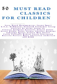 Cover 50 Must Read Classics for Children