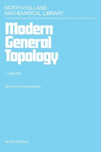 Cover Modern General Topology