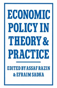 Cover Economic Policy in Theory and Practice