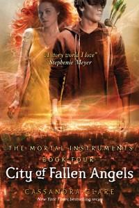 Cover Mortal Instruments 4: City of Fallen Angels
