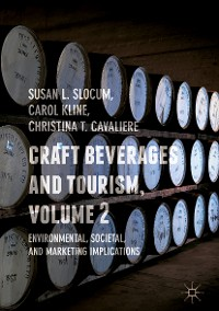 Cover Craft Beverages and Tourism, Volume 2