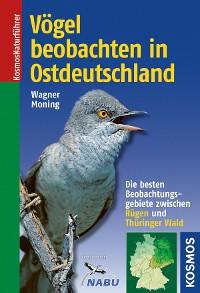 Cover Vögel beobachten in Ostdeutschland