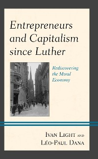 Cover Entrepreneurs and Capitalism since Luther