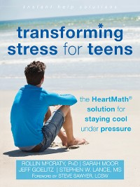 Cover Transforming Stress for Teens