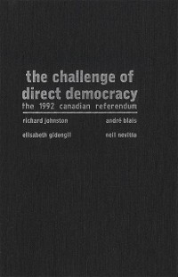 Cover Challenge of Direct Democracy