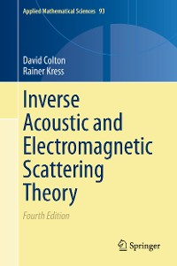 Cover Inverse Acoustic and Electromagnetic Scattering Theory