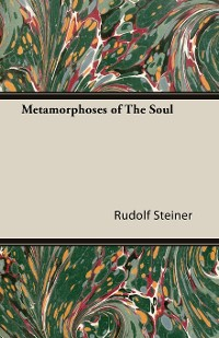 Cover Metamorphoses of the Soul