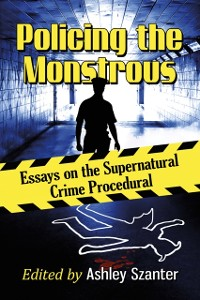 Cover Policing the Monstrous