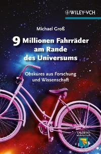 Cover 9 Millionen Fahrräder am Rande des Universums