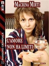 Cover L'amore non ha limiti