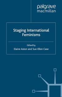 Cover Staging International Feminisms