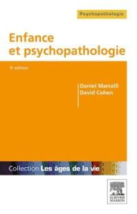 Cover Enfance et psychopathologie