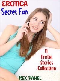Cover Erotica: Secret Fun: 11 Erotic Stories Collection