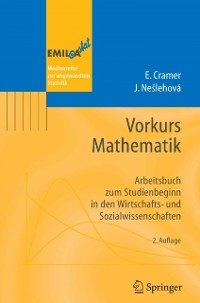 Cover Vorkurs Mathematik