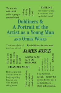 Cover Dubliners & A Portrait of the Artist as a Young Man and Other Works