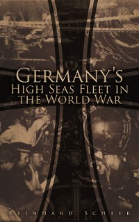 Cover Germany's High Seas Fleet in the World War