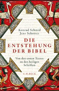 Cover Die Entstehung der Bibel