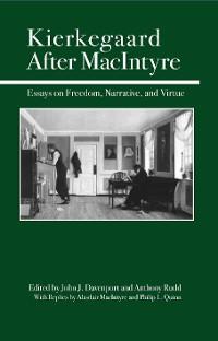 Cover Kierkegaard After MacIntyre