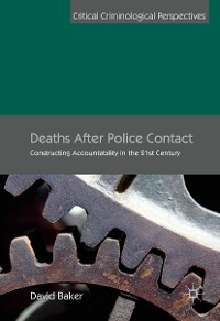 Cover Deaths After Police Contact