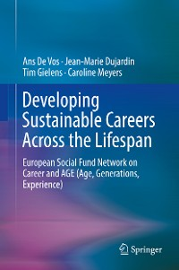 Cover Developing Sustainable Careers Across the Lifespan