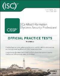 Cover (ISC)2 CISSP Certified Information Systems Security Professional Official Practice Tests
