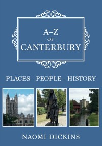 Cover A-Z of Canterbury