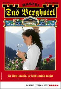 Cover Das Berghotel 205 - Heimatroman