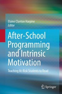 Cover After-School Programming and Intrinsic Motivation