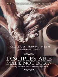 Cover Disciples Are Made Not Born