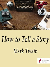 Cover How to tell a story